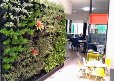 Jardim Vertical – Ótica Irikura